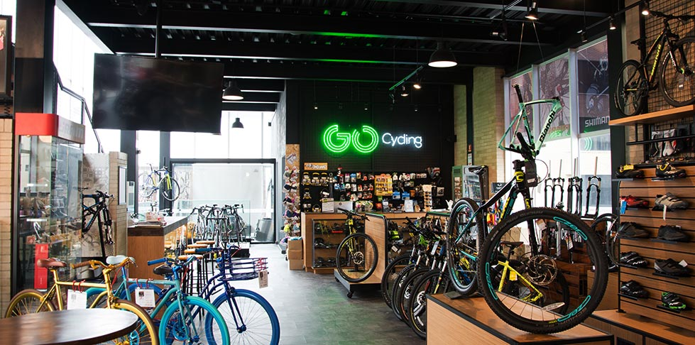Diseño Interior Go Cycling